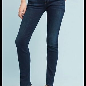 Citizens of Humanity Arielle slim straight jeans